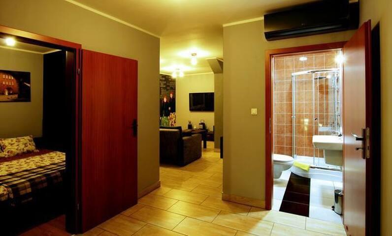 Apartament Śląski - Bytom - Huoneisto