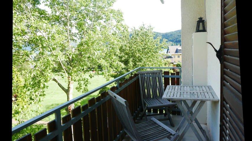Sonniges Appartement im Zentrum von Millstatt