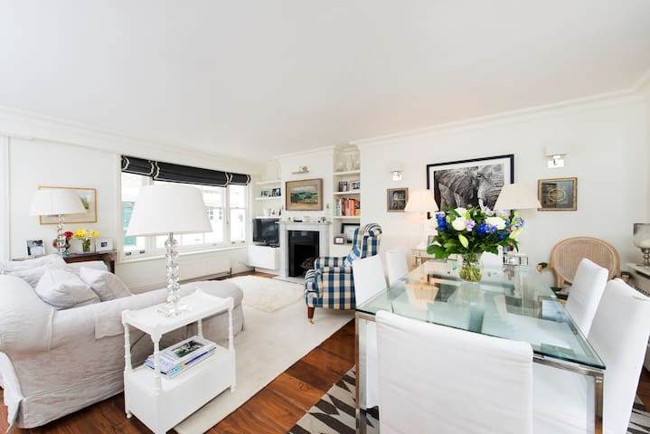 Charming 2BR Mews House in Kensington - Londres - Casa