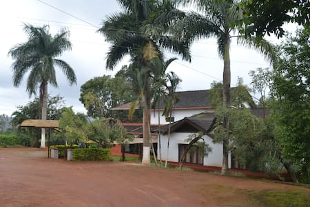 Leisure Vacations Three Rivers Resort, Coorg - Madikeri - Apartamento