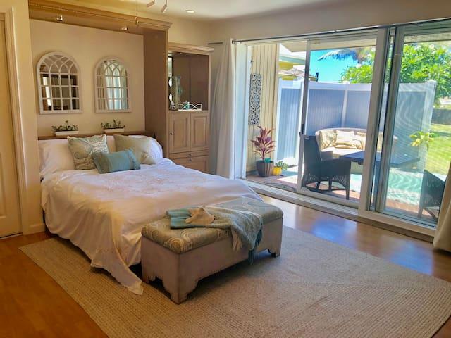 Hale Anuhea Ohana-Zen Tranquility & Ocean Breezes