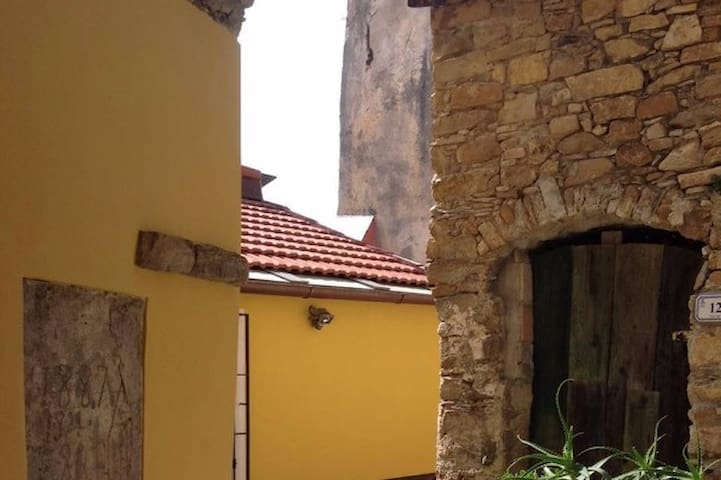 La Ca' de Pepin - Pompeiana - House