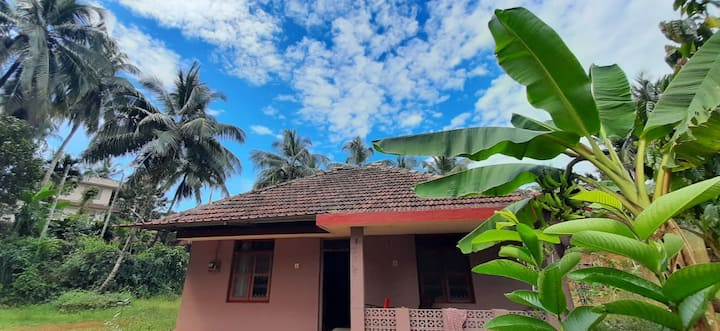 Puttur Entire Home with a View - KAADU