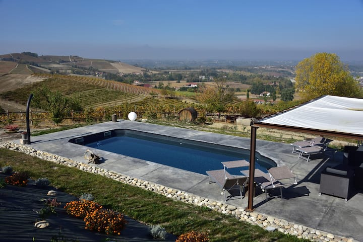 Wonderful panoramic Agriturismo