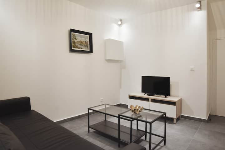 Cute and lovely Flat#2bedrooms#Annulation gratuite