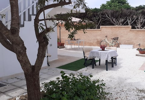 Contrada Vento home sharing Appartamento Giardino