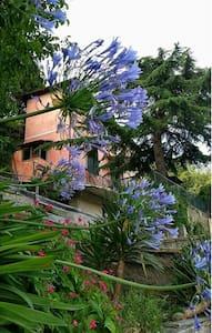 Panoramico appartamento in casale - Ariccia - Departamento