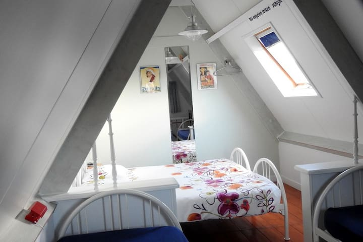 B&B de Botervloot. Lekker slapen in 2 bedsteden. - Harlingen - Bed & Breakfast
