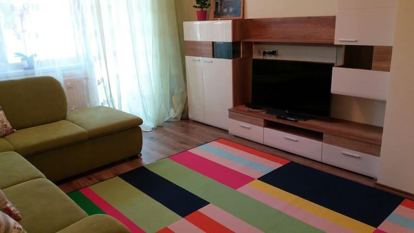 Новая квартира  с двумя спальнями - Mosonmagyaróvár - Apartment