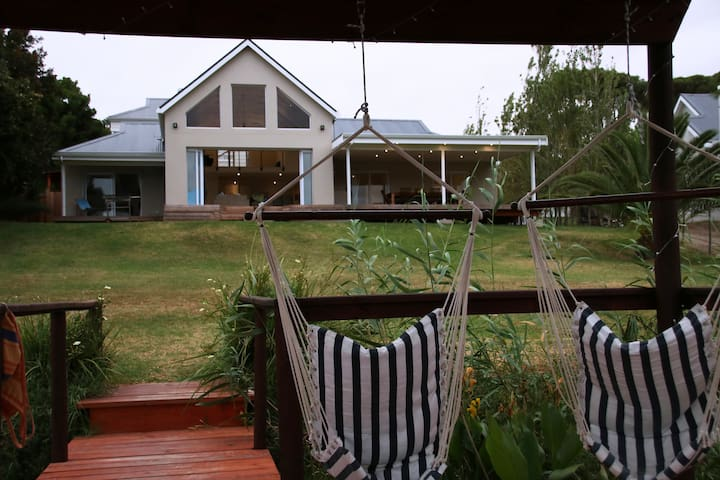 Holiday home on the Breede River, Malgas