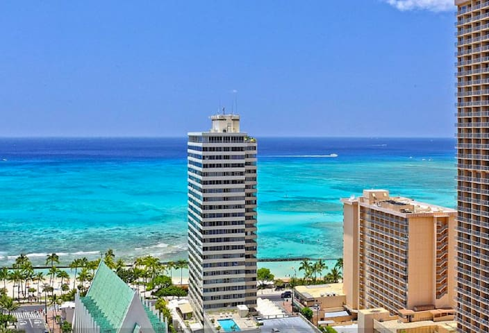 Koa Suite at The Banyan Tower 1 - Honolulu