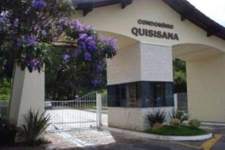 Condomínio-resort emPoços de Caldas - Poços de Caldas
