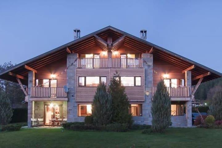2 bedroom apartment in Chalet Everest Bansko