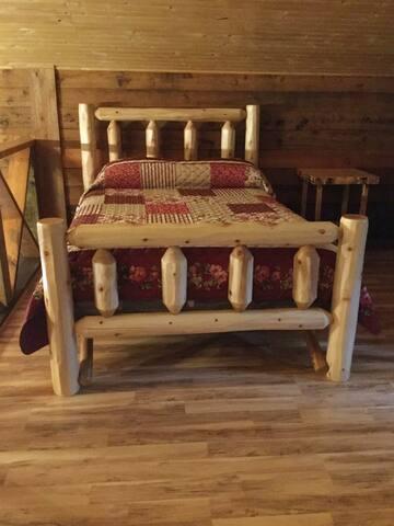 Full bed #1