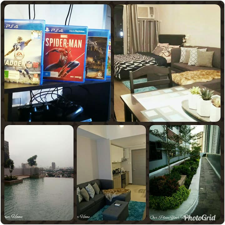 Gaming and Movie Marathon @ Our Place Your Home