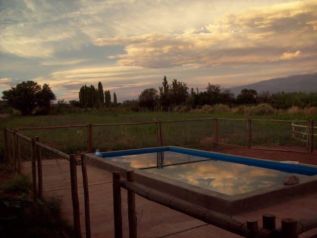 Un Lugar Mágico en Villa Unión - Villa Unión - Bed & Breakfast