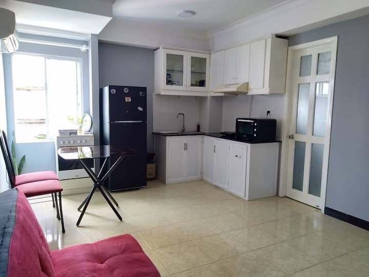 Private room in apartment for rent in Binh Thanh