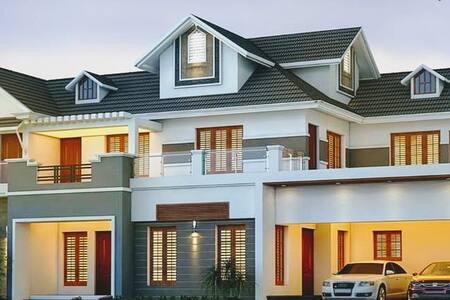 Lux 2 Bedroom Villa w Terrace Pergola (Sanitised)