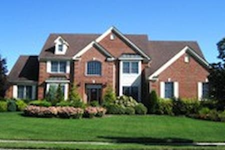 Luxurious Place in Princeton Area-Monthly Rental