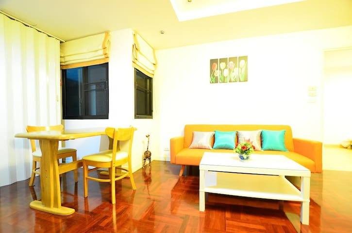 Spacious 2 Bedrooms 4 Mins to Ari Station Downtown