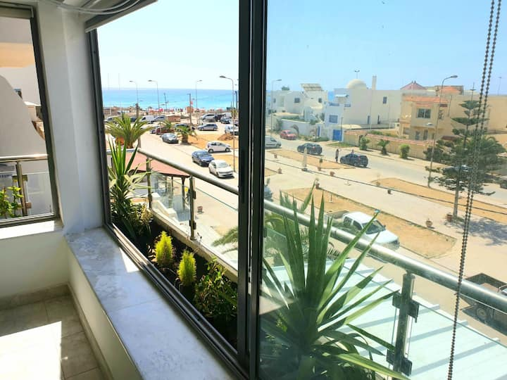 Airbetter - Spacious & Bright Seaview 2Bedroom Apartment Korba