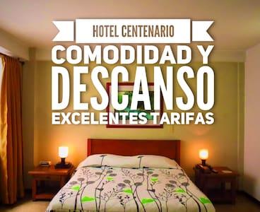 Hotel Centenario, La mejor opción en Armenia