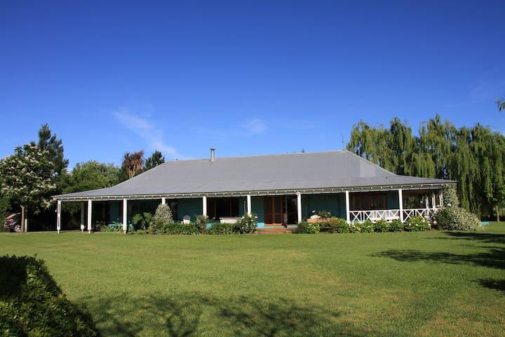 Casa en Club de Campo.