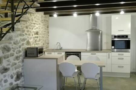 Joli appartement dans la vallée de la Cèze - Sabran