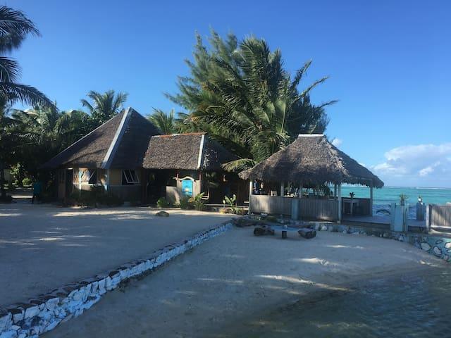 Bungalow Paradisa Hotel ile aux nattes