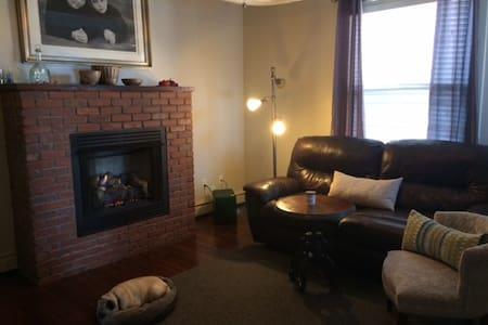 1000 SF Apartment High End Apt #3 Downtown Roanoke - Roanoke - Apartamento