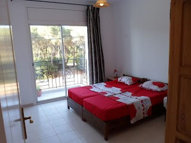 Apartment (4 persons) in Bizerte, Tunisia - Menzel Jemil - Apartamento