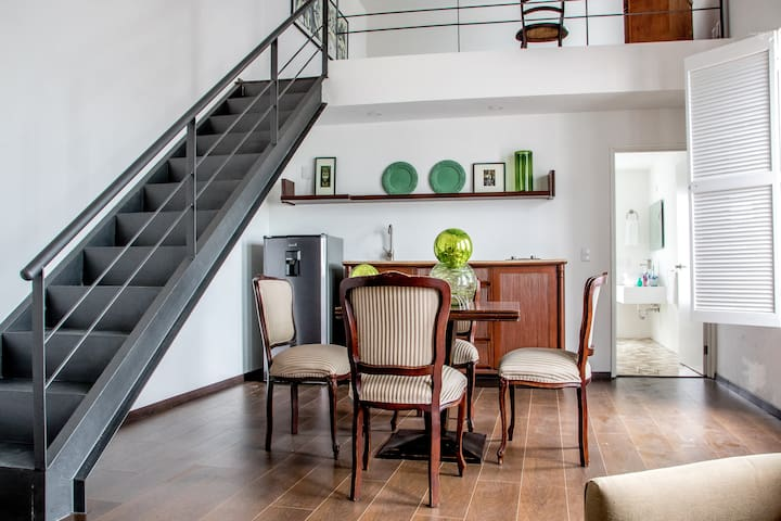 Cosy Loft in Downtown GDL, with relaxing pool