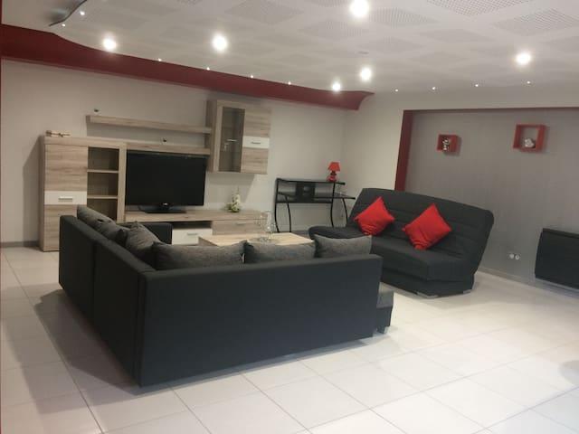Bel appartement dans le vignoble - Bennwihr - Casa