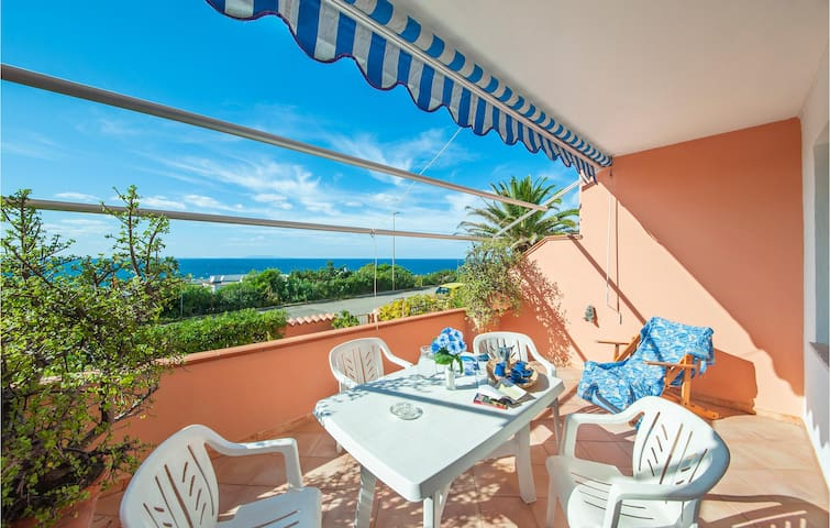 Holiday apartment with 1 bedroom on 48m² in Castelsardo Lu Bagnu