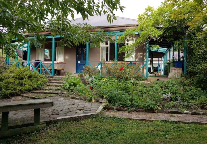 Formosa Garden House紐西蘭但尼丁花園民宿