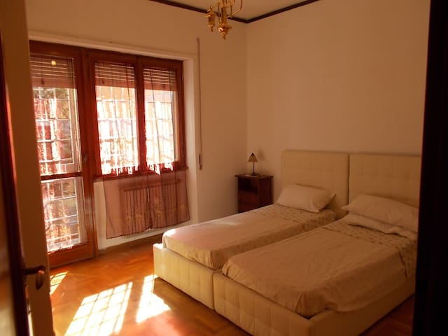 Teo's (Amaryllis room)