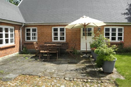 Godthaab - Landligt idyl - kort afstand til Aarhus - Hammel - Casa