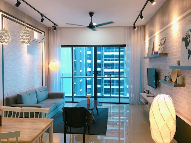 Atlantis/Pool View/Melaka/Jonker Walk/4-6 pax/WIFI