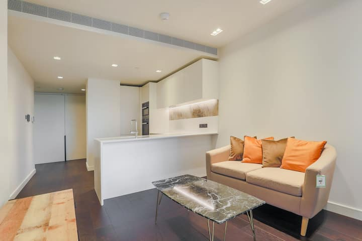 豪华公寓,泰晤士河沿岸,毗邻伦敦眼