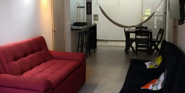 Apartamento Moderno a pocos metros del malecón