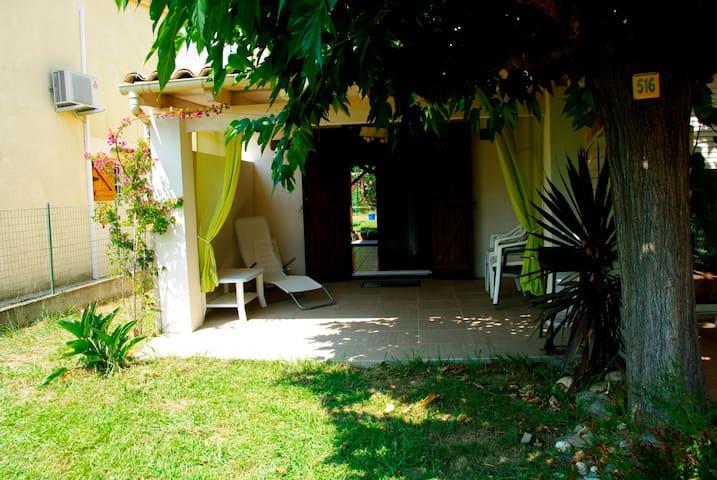 Quiet house in Corsica, seafront - Poggio-Mezzana - Hus