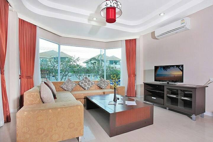 pattaya wonderland pool villa - Muang Pattaya - Rumah