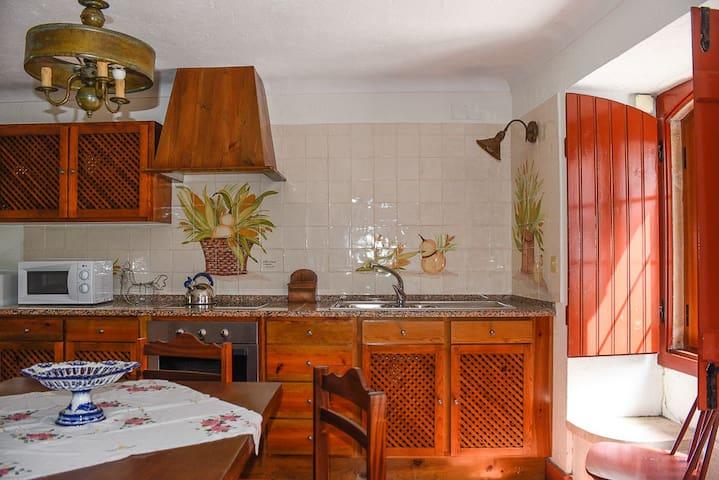 Casa do Meio -Qtª Rio Alcaide