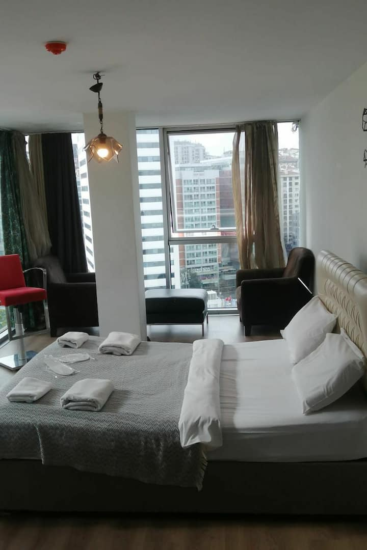 Executive room in Beşiktaş