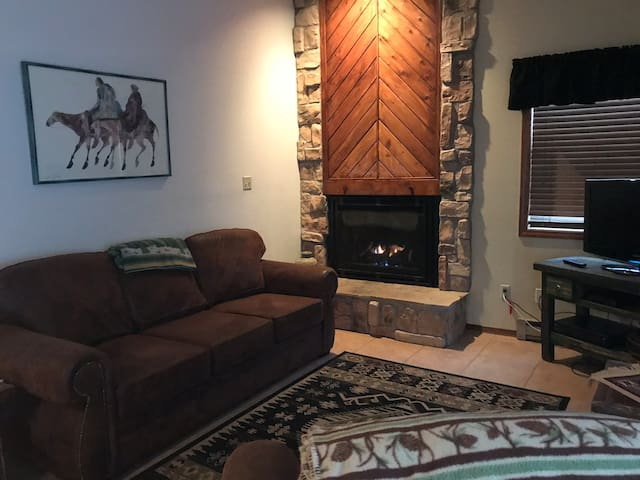 Timberline Condo in Angel Fire
