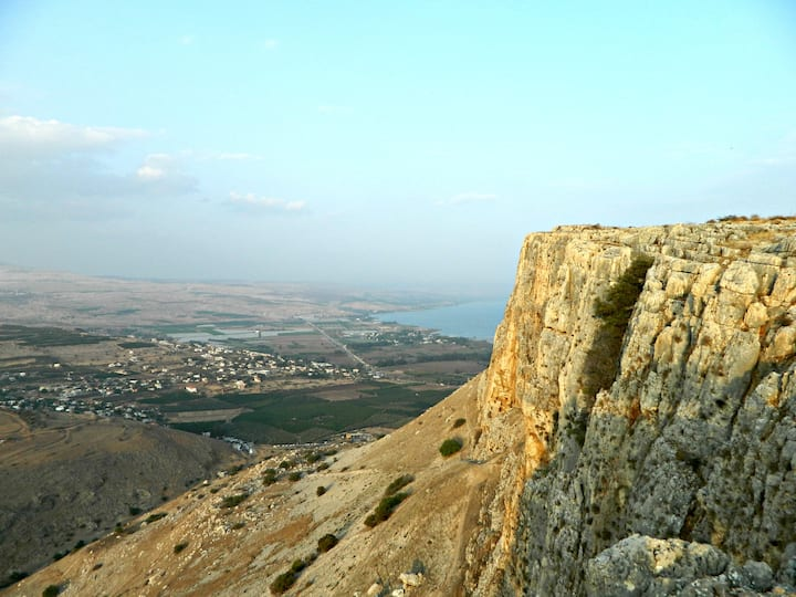 Switzerland at Arbel-Amazing Flat in the Mountains
