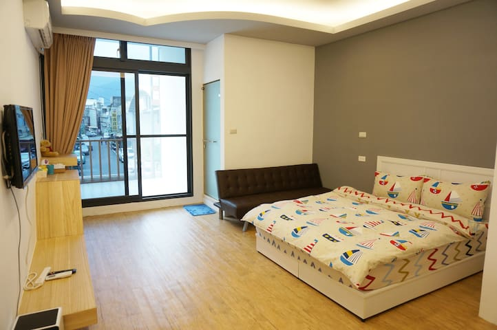 【Love & Share House】Double Ensuite room