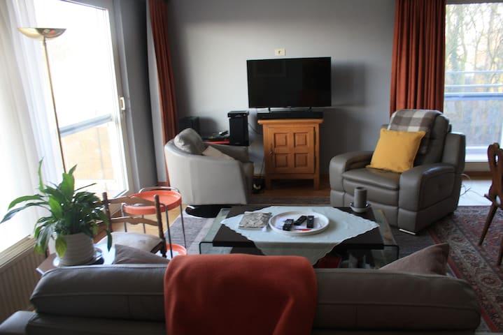 Bel appartement au calme - Ganshoren - Serviced apartment