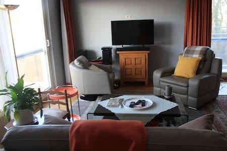 Bel appartement au calme - Ganshoren - Lomaosake