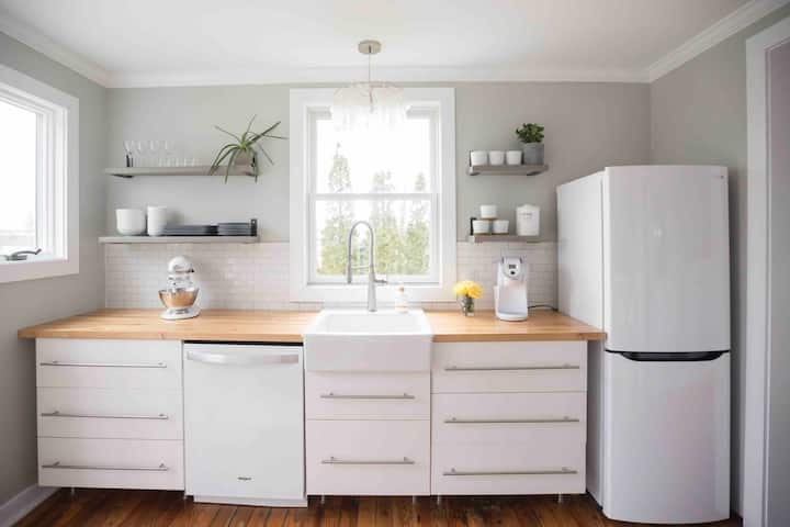Bright + Airy Downtown Living